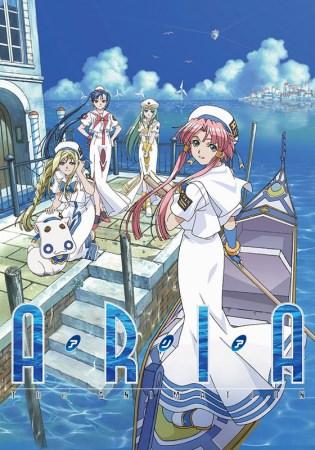 Aria The Animation (dub)