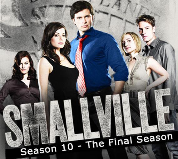 Smallville: Season 10