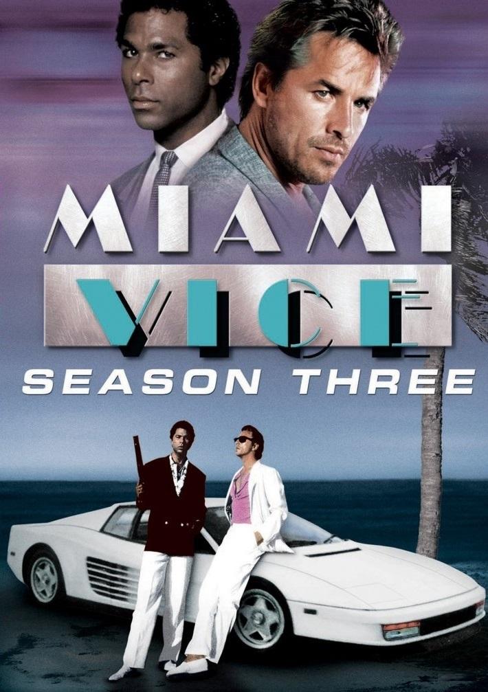 Miami Vice Season 3