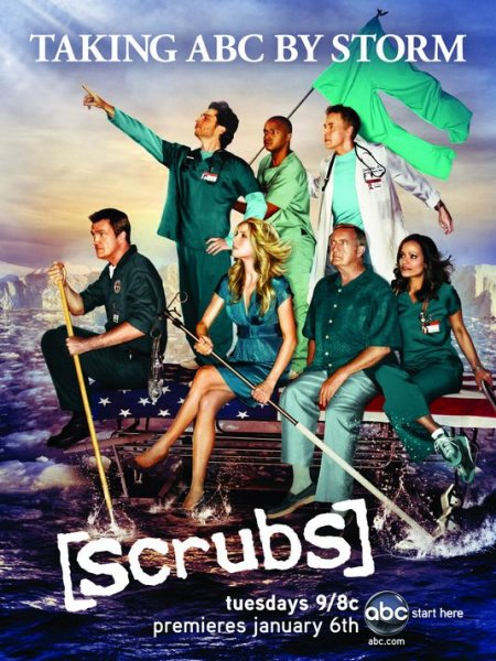 Scrubs: Season 8