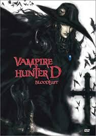 Vampire Hunter D: Bloodlust (sub)