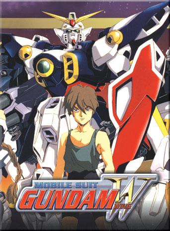 Shin Kidou Senki Gundam W: Season 1