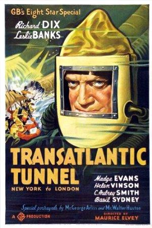 Trans-atlantic Tunnel