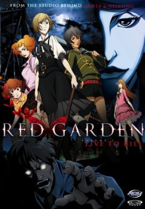 Red Garden Dead Girls (sub)