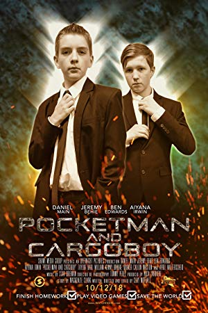 Pocketman And Cargoboy