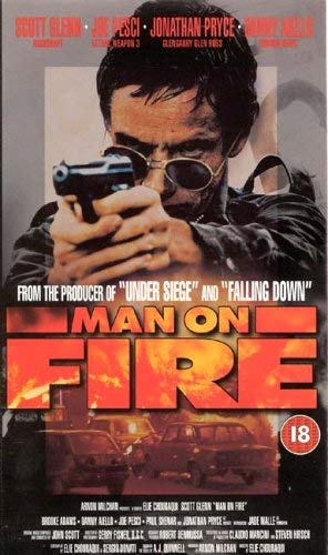 Man On Fire 1987