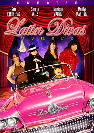 The Latin Divas Of Comedy
