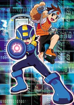 Megaman Nt Warrior (sub)