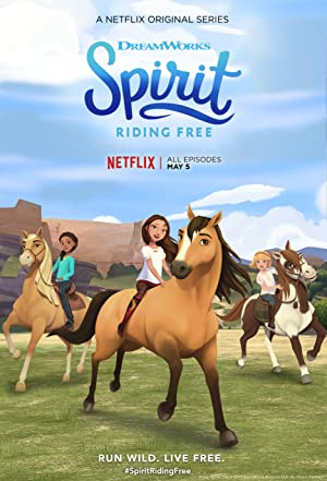 Spirit Riding Free: Season 4