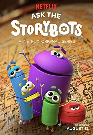 Ask The Storybots: Season 2
