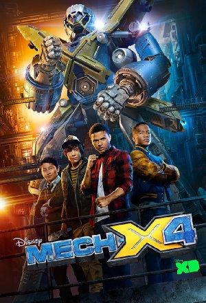 Mech-x4: Season 2