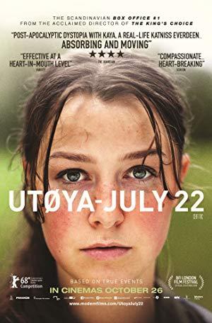 Utøya: July 22