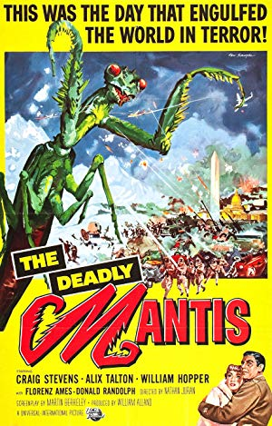 The Deadly Mantis
