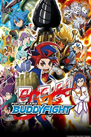 Future Card Buddyfight Battsu (dub)