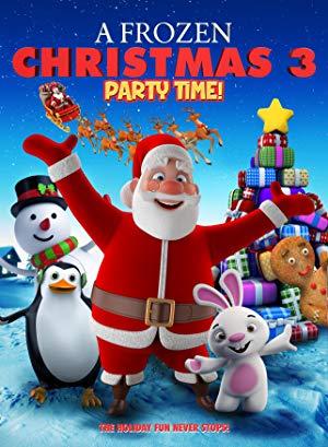A Frozen Christmas 3