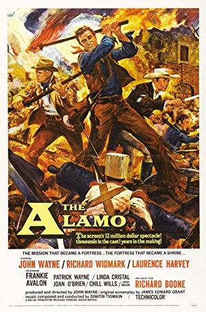 The Alamo 1960
