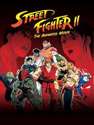 Street Fighter Ii: The Movie (sub)