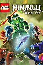 Ninjago: Masters Of Spinjitzu: Season 2