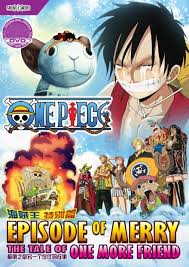 One Piece: Episode Of Merry - The Tale Of One More Friend