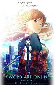 Sword Art Online Movie: Ordinal Scale (sub)