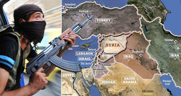 Syria: The World's War: Season 1