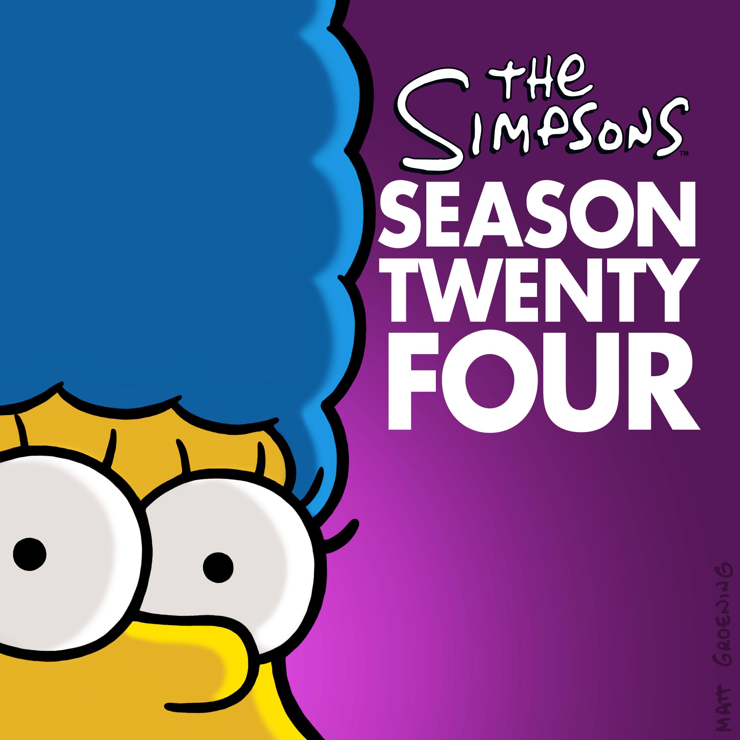 The Simpsons: Season 24
