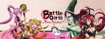 Battle Girls: Time Paradox (dub)