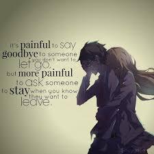 Love In Sadness