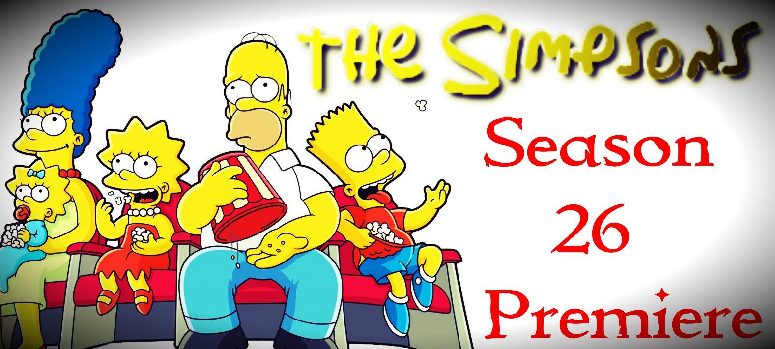 The Simpsons: Season 26