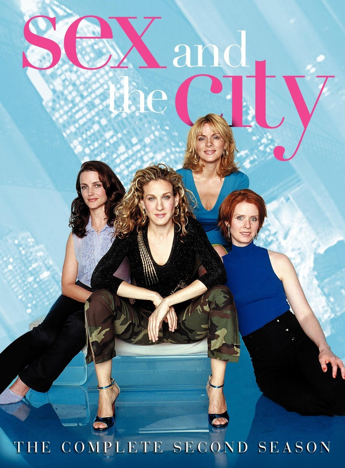 Watch sex and the city series online