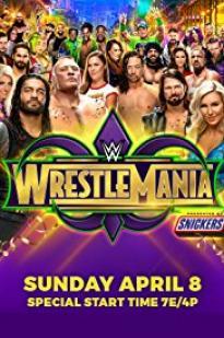 Wrestlemania 2018